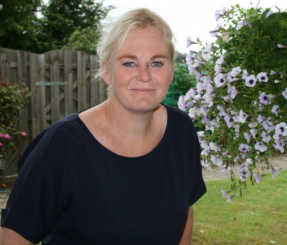 Marion Horvers